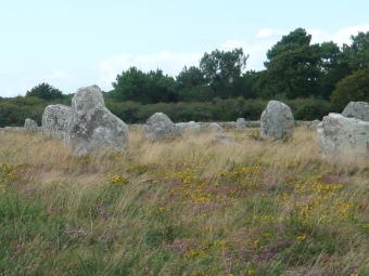Private tour to the megaliths in Carnac