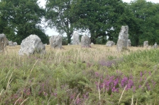 Guided tours in Carnac and Locmariaquer, Bretagne