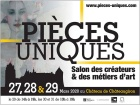 Unique pieces fair in the castle of Chateaugiron