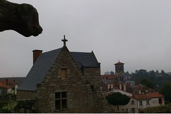 A rich history to discover in Clisson (Breton and French history)