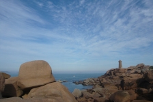 Guide for private tours and hikes along the pink granite coast (Brittany)