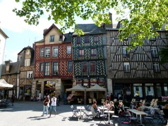 French language class in Brittany
