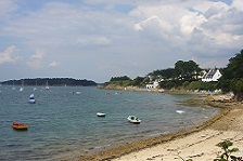 Guides for private and customized tours in the Gulf of Morbihan in English, French and Russian