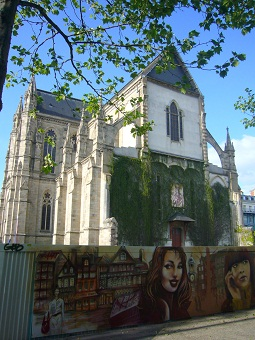 Breton atmosphere and culture in Rennes