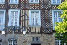 City tours in Rennes (private and small groups)